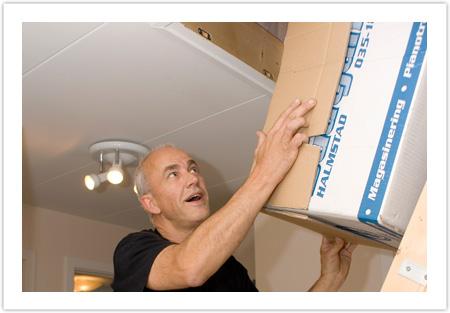 Vi packar ditt bohag när du ska flytta